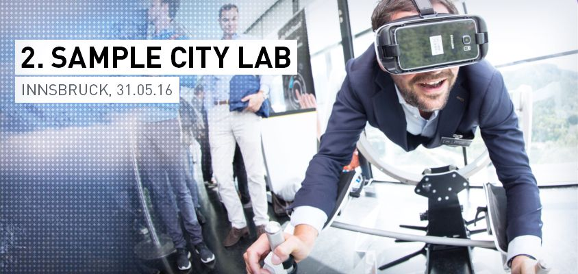 Das war das Sample City Lab 2016 in Innsbruck